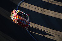 Mar 2, 2008; Las Vegas, NV, USA; NASCAR Sprint Cup Series driver Kyle Petty during the UAW Dodge 400 at Las Vegas Motor Speedway. Mandatory Credit: Mark J. Rebilas-US PRESSWIRE