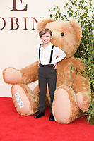 "Will Tilston<br /> arriving for the World Premiere of ""Goodbye Christopher Robin"" at the Odeon Leicester Square, London<br /> <br /> <br /> ©Ash Knotek  D3311  20/09/2017"