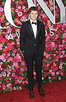 NEW YORK, NY - JUNE 10: Michael Cera attends the 72nd Annual Tony Awards at Radio City Music Hall on June 10, 2018 in New York City.  <br /> CAP/MPI/JP<br /> &copy;JP/MPI/Capital Pictures