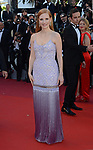 20.05.2017; Cannes, France: JESSICA CHASTAIN<br /> attends the premiere of &quot;Okja&quot; at the 70th Cannes Film Festival, Cannes<br /> Mandatory Credit Photo: &copy;NEWSPIX INTERNATIONAL<br /> <br /> IMMEDIATE CONFIRMATION OF USAGE REQUIRED:<br /> Newspix International, 31 Chinnery Hill, Bishop's Stortford, ENGLAND CM23 3PS<br /> Tel:+441279 324672  ; Fax: +441279656877<br /> Mobile:  07775681153<br /> e-mail: info@newspixinternational.co.uk<br /> Usage Implies Acceptance of Our Terms &amp; Conditions<br /> Please refer to usage terms. All Fees Payable To Newspix International