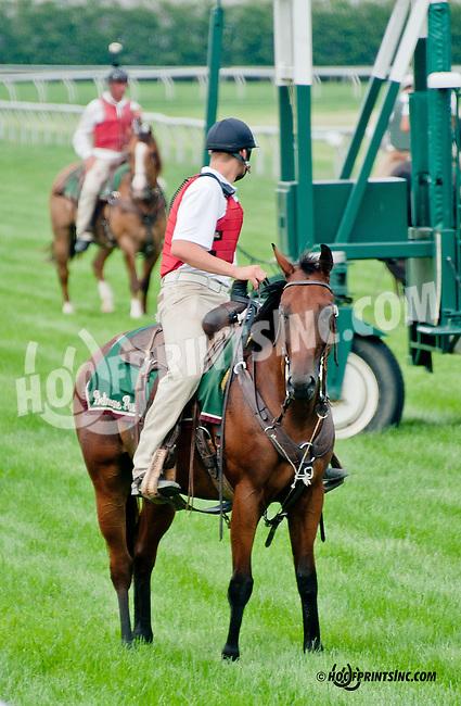 Colby Lavergne at Delaware Park on 6/26/13