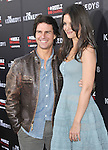 Tom Cruise and Katie Holmes Cruise attends The World Premiere of THE KENNEDYS at The Academy of Motion Pictures Arts And Sciences, Samuel Goldwyn Theater in Beverly Hills, California on March 28,2011                                                                               © 2010 DVS / Hollywood Press Agency