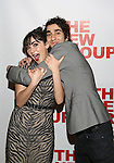 "Isabelle Fuhrman and Alex Wolff attend the Opening Night of The New Group World Premiere of ""All The Fine Boys"" at the The Green Fig Urban Eatery on March 1, 2017 in New York City."