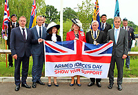 JUN 24 Armed Forces Day Flag Raising