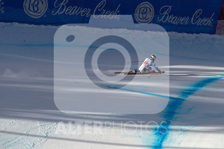 30.11.2011, Birds of Prey, Beaver Creek, USA, FIS Weltcup Ski Alpin, Abfahrt Herren, 2. Training, im Bild  U.S. Ski Team Athlete Andrew Weibrecht // during a men's downhill practice session at FIS alpine Ski Worldcup on the Birds of Prey downhill course, Beaver Creek, United Staates on 2011/11/30 , EXPA Pictures © 2011, PhotoCredit: EXPA/ Jonathan Selkowitz..***** ATTENTION - out of USA *****