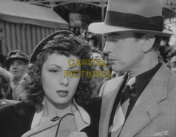 Viviane Romance<br /> in Panic (1946) <br /> (Panique)<br /> *Filmstill - Editorial Use Only*<br /> CAP/NFS<br /> Image supplied by Capital Pictures