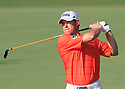 26/11/2010 European Tour 2010,  Dubai World Championship presented by DP World, Jumeirah Golf Estates, Earth Course, Dubai, United Arab Emirates.  25-28 Nov. {player of country} during the second round.