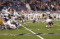141113-Southern Mississippi @ UTSA Football