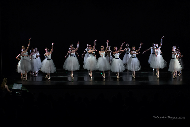 Saturday Matinee Performance of the Spring Gala production of Cary Ballet Company. Cary Arts Center, 12 March 2016