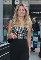 NEW YORK, NY - November 01: Jackie Goldschneider of The Real Housewives of New Jersey at Build Series in New York City on November 01, 2018.  <br /> CAP/MPI/RW<br /> &copy;RW/MPI/Capital Pictures