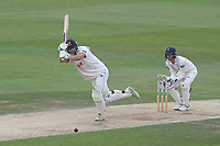 Tom Westley in batting action for Essex during Essex CCC vs Yorkshire CCC, Specsavers County Championship Division 1 Cricket at The Cloudfm County Ground on 8th July 2019