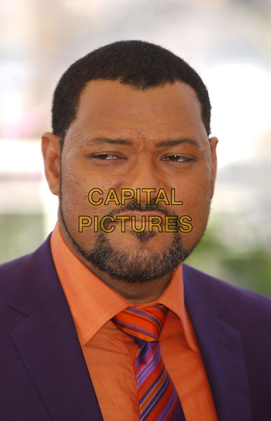 LAURENCE FISHBURNE.The Matrix: Reloaded Photocall.Cannes Film Festival 2003.www.capitalpictures.com.sales@capitalpictures.com.©Capital Pictures