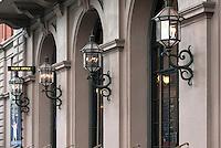 Ticket office at  the Philadelphia Academy of Music, Broad Street, Philadelphia, PA, USA