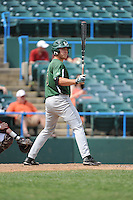 University of South Florida Bulls outfielder Hayden Kelley (15) during a game against the Temple University Owls at Campbell's Field on April 13, 2014 in Camden, New Jersey. USF defeated Temple 6-3.  (Tomasso DeRosa/ Four Seam Images)