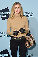 Donna Air<br /> arriving for the Skate at Somerset House 2017 opening, London<br /> <br /> <br /> ©Ash Knotek  D3351  14/11/2017