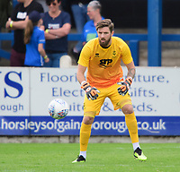 Lincoln City's Josh Vickers<br /> <br /> Photographer Chris Vaughan/CameraSport<br /> <br /> Football Pre-Season Friendly (Community Festival of Lincolnshire) - Gainsborough Trinity v Lincoln City - Saturday 6th July 2019 - The Martin & Co Arena - Gainsborough<br /> <br /> World Copyright © 2018 CameraSport. All rights reserved. 43 Linden Ave. Countesthorpe. Leicester. England. LE8 5PG - Tel: +44 (0) 116 277 4147 - admin@camerasport.com - www.camerasport.com