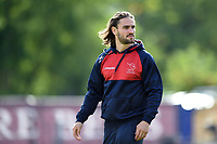 Dougie Flockhart of Doncaster Knights looks on during the pre-match warm-up. Greene King IPA Championship match, between Yorkshire Carnegie and Doncaster Knights on September 17, 2017 at Headingley Stadium in Leeds, England. Photo by: Patrick Khachfe / Onside Images