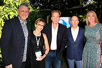 LOS ANGELES - APR 9: Keith McNutt, Gabrielle Carteris, Julian Sands, David Rambo at The Actors Fund's Edwin Forrest Day Party and to commemorate Shakespeare's 453rd birthday at a private residence on April 9, 2017 in Los Angeles, California