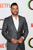 "LOS ANGELES - FEB 7:  Jai Rodriguez at the ""Queer Eye"" Season One Premiere Screening at the Pacific Design Center on February 7, 2018 in West Hollywood, CA"