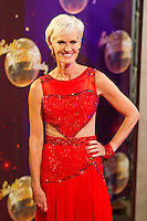 Judy Murray at the Strictly Come Dancing Launch, London, 02/09/2014 Picture by: Alexandra Glen / Featureflash