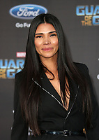 HOLLYWOOD, CA - April 19: Paloma Jim&eacute;nez, At Premiere Of Disney And Marvel's &quot;Guardians Of The Galaxy Vol. 2&quot; At The Dolby Theatre  In California on April 19, 2017. <br /> CAP/MPI/FS<br /> &copy;FS/MPI/Capital Pictures