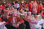 27. 02.2019, Maritim Hotel , Koeln,  GER, Karnevalssitzung des 1. FC Koeln , <br /> <br /> im Bild / picture shows: <br /> Stimmung im Saal ist ausgefallen <br /> <br /> Foto © nordphoto / Meuter