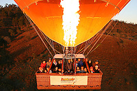 20130625 June 25 Hot Air Balloon Gold Coast