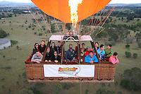 20151030 October 30 Hot Air Balloon Gold Coast