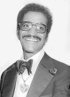 Sammy Davis Jr. Undated<br /> Photo By John Barrett/PHOTOlink/MediaPunch