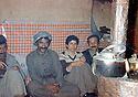 Iraq 1980.2nd left to right, Nou Shirwan, after his liberation from the Socialists 'jail, Hatige Yachar and Omar Shekmos.Irak 1980.2eme de gauche a droite, Nou Shirwan a sa sortie de la prison des Socialistes, Hatige Yachar et Omar Shekmos