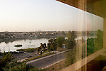 A view of the Tigris River on Sunday, October 24, 2010 in Baghdad, Iraq.