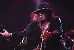 Saigon Saloon - Sept 1989- Hollywood. Scarlet Rowe - lead guitar