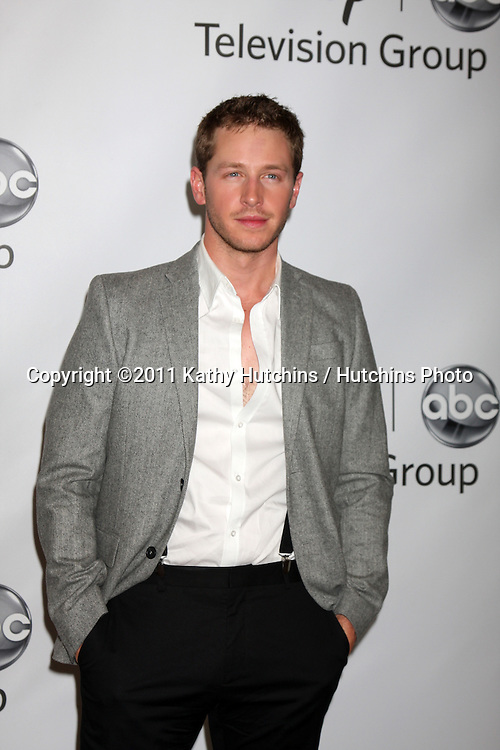 LOS ANGELES - AUG 7:  Josh Dallas at the Disney/ABC Television Group Summer Press Tour at the Beverly Hilton Hotel on August 7, 2011 in Beverly Hills, CA