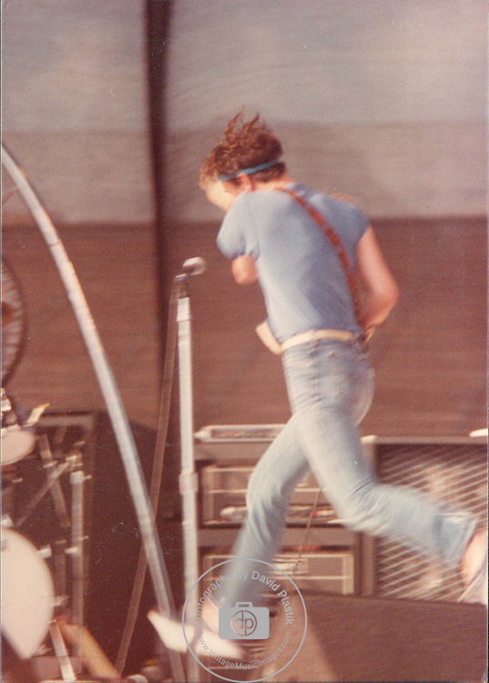 The Who, Pete Townsend,