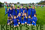 Enjoying the Churchill  annual Siobhan Cotter Tournament Blitz were Ballymac U6
