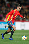 Spain's Jorge Saenz  during the International Friendly match on 21th March, 2019 in Granada, Spain. (ALTERPHOTOS/Alconada)