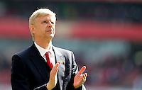 Arsenal v WBA 04-May-2014