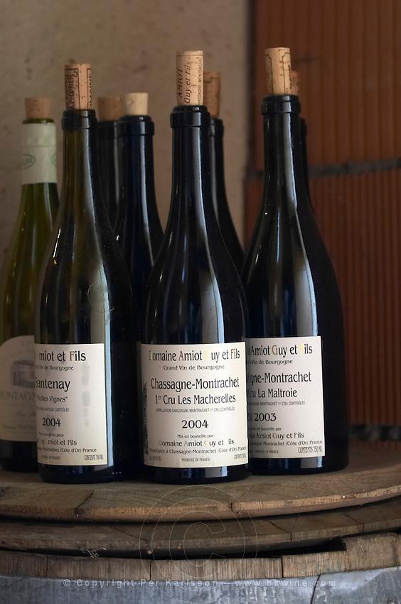 1er cru les macherelles dom g amiot & f chassagne-montrachet cote de beaune burgundy france