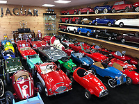Toy story...  A remarkable lifetime collection of 30 vintage toy cars has emerged for sale