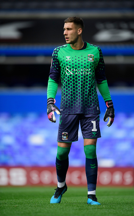 Coventry City's Marko Marosi<br /> <br /> Photographer Chris Vaughan/CameraSport<br /> <br /> The EFL Sky Bet League One - Coventry City v Blackpool - Saturday 7th September 2019 - St Andrew's - Birmingham<br /> <br /> World Copyright © 2019 CameraSport. All rights reserved. 43 Linden Ave. Countesthorpe. Leicester. England. LE8 5PG - Tel: +44 (0) 116 277 4147 - admin@camerasport.com - www.camerasport.com