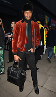 Eric Underwood at the LFW (Men's) a/w2018 Oliver Spencer catwalk show, BFC Show Space, The Store Studios, The Strand, London, England, UK, on Saturday 06 January 2018.<br /> CAP/CAN<br /> &copy;CAN/Capital Pictures