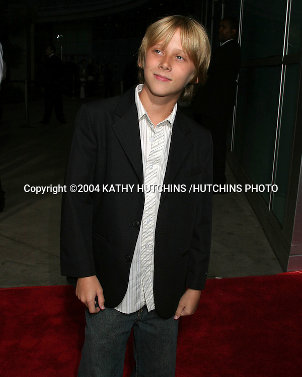 "©2004 KATHY HUTCHINS /HUTCHINS PHOTO.PREMIERE OF ""CELLULAR"".HOLLYWOOD, CA.SEPTEMBER 9, 2004..ADAM TAYLOR GORDON"
