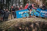 KAPTHEIJNS Maud (NED/Roompot-Charles)<br /> <br /> GP Sven Nys (BEL) 2019<br /> Women's Race<br /> DVV Trofee<br /> ©kramon