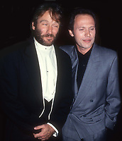 Robin Williams and Billy Crystal 1982<br /> Photo By John Barrett/PHOTOlink.net/MediaPunch