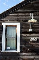 The 1895 Murikama House museum in the Britannia Heritage Shipyard park, Steveston, British Columbia, Canada