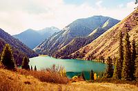 Kolsay and Kandy Lakes