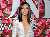 NEW YORK, NY - JUNE 10: Kerry Washhington attends the 72nd Annual Tony Awards at Radio City Music Hall on June 10, 2018 in New York City.  <br /> CAP/MPI/JP<br /> &copy;JP/MPI/Capital Pictures