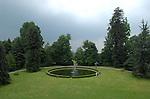 Il parco del Castello di Agliè