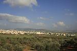 Israel, Lower Galilee, Arab village Kfar Manda