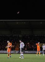 St Mirren v Dundee United 281211